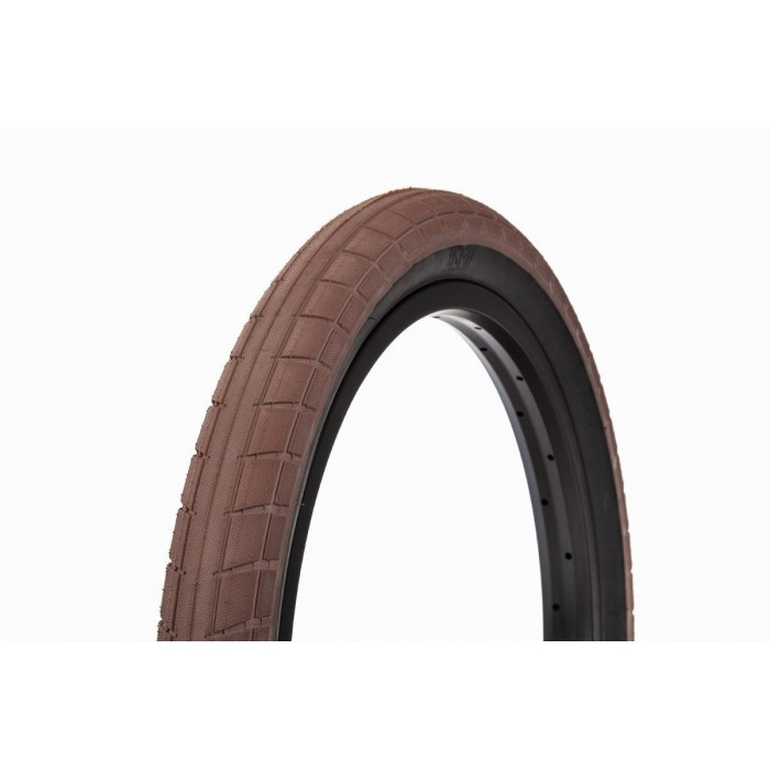 "BSD DONNASQUEAK TIRES 2.40"" CHOCOLATE"