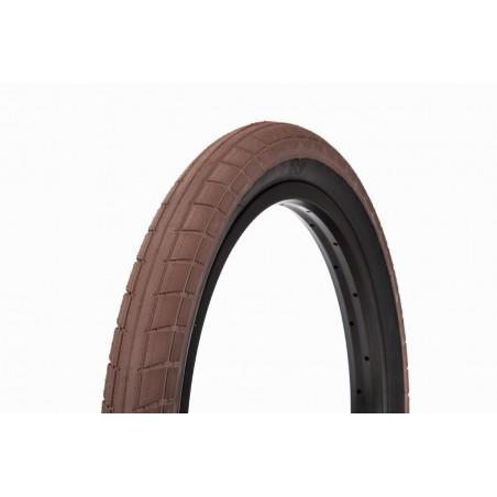 "BSD DONNASQUEAK TIRE 2.40"" CHOCOLATE"