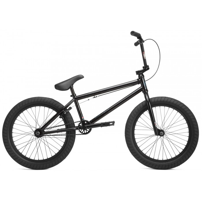 KINK BMX LAUNCH GLOSS BLACK 2019