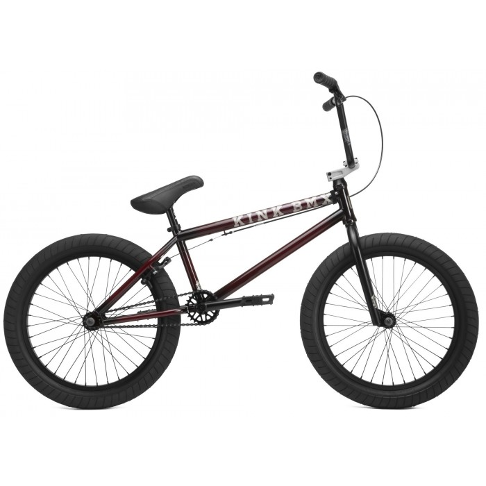 KINK BMX GAP RED/BLACK 2019