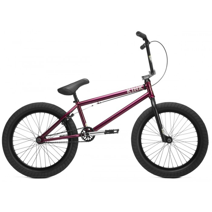KINK BMX WHIP WHIP GLOSSY RED 2019