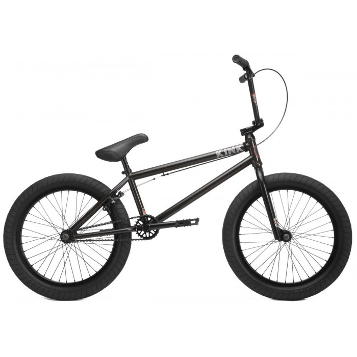KINK BMX WHIP WHIP XL CLEAR BLACK 2019