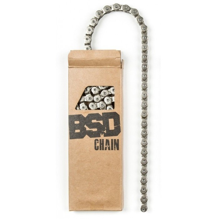 BSD 1991 Halflink Chain Chrome