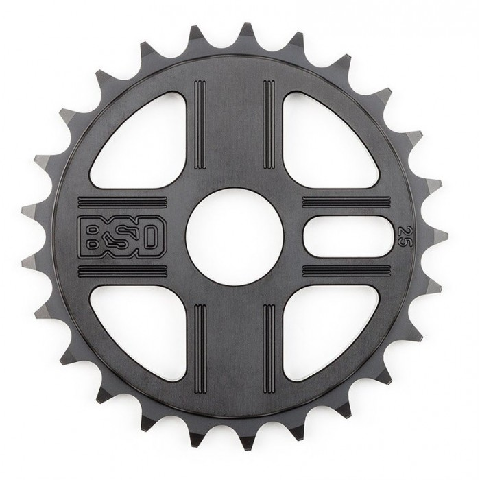 BSD TBT SPROCKET 25T BLACK