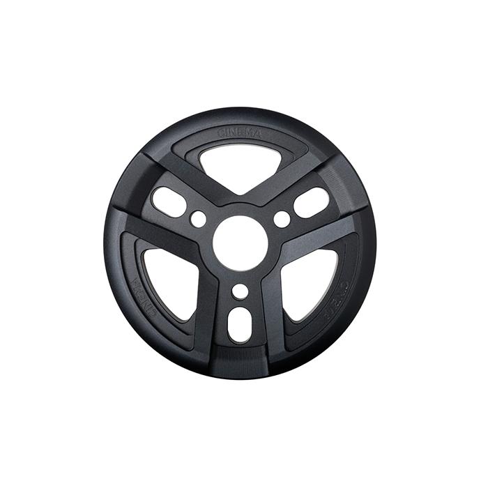 CINEMA REEL GUARD SPROCKET 28T BLACK