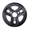 CINEMA REEL GUARD SPROCKET 25T BLACK