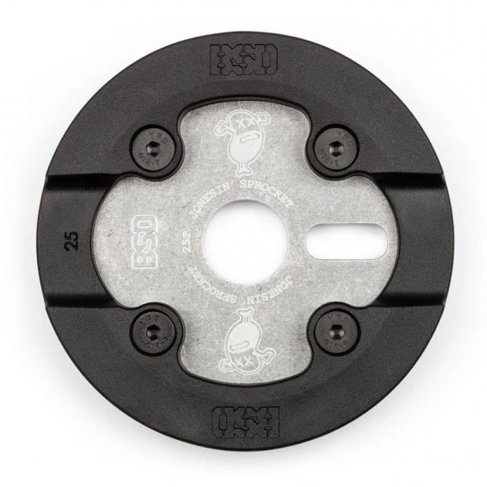 BSD JONESIN GUARD SPROCKET 25T RAW