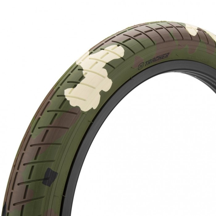 "MISSION TRACKER TIRE 2.40"" WOODLAND CAMO"